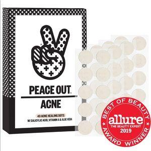 Peace Out Salicylic Acid Acne Healing Dots